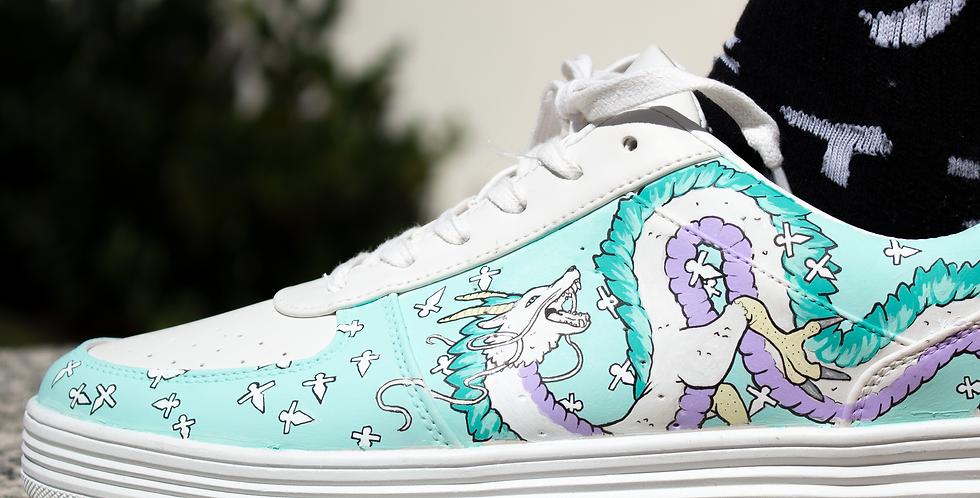 Spirited Away Custom Shoes