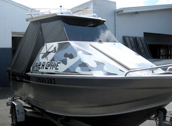 Boat signs mount maunganui