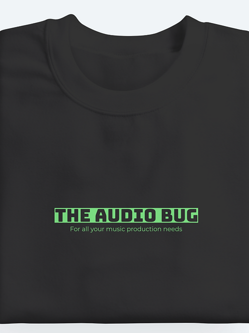 The Audio Bug T Shirt