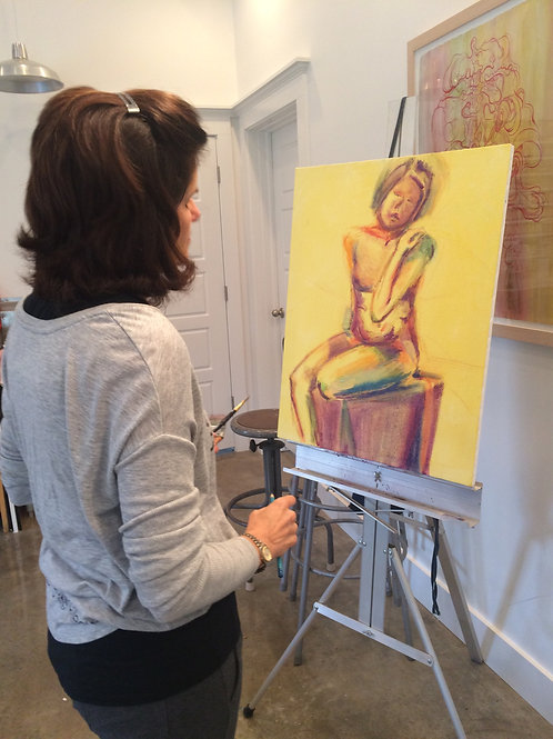 Life Drawing Class coming soon!