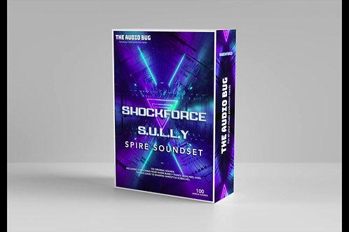SHOCK:FORCE & S.U.L.L.Y - Spire Soundset (Trance / Hard trance / Harder )