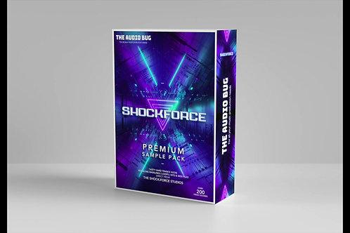 SHOCK:FORCE - Premium Sample Pack (Trance / Hard trance / Harder)