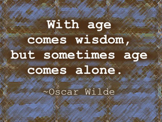 Learn from your lessons to gain wisdom.