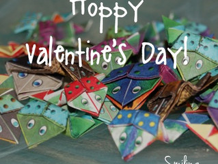 Hoppy Valentine's Day!