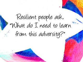 Resilience!