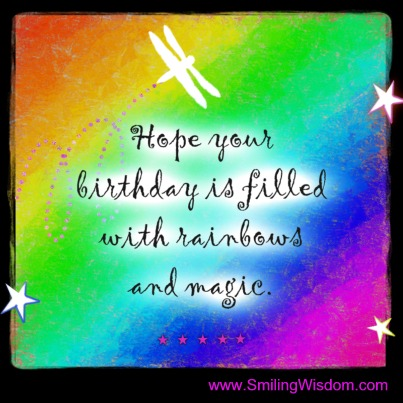 FREE Birthday Wishes to Share