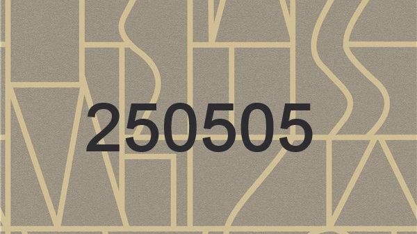 250501 - 250504 - 250505