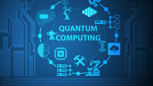 Quantum Computing & Cryptography: Moving From Binary to Superposition.