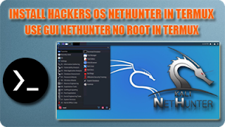 how to install nethunter in termux no root