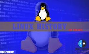 LINUX HISTORY