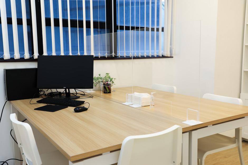 large tutor room