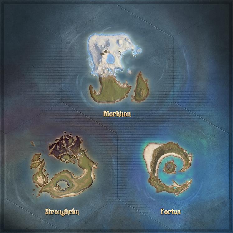 Heretical Islands