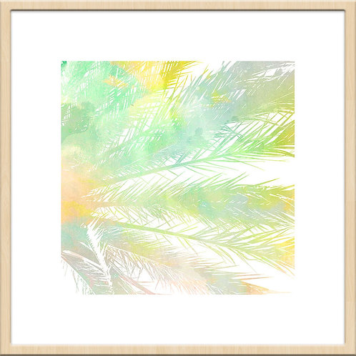 Watercolor Palm 1