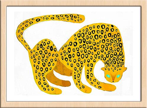 Kuchinashi colored Leoppard (Limited Edition)