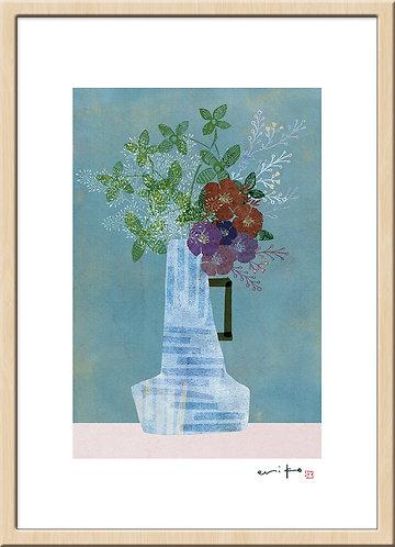 Vase: HAZUKI