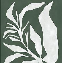ボタニカルアート グリーン2.jpg