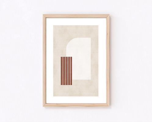 テラコッタ デザインポスター8
