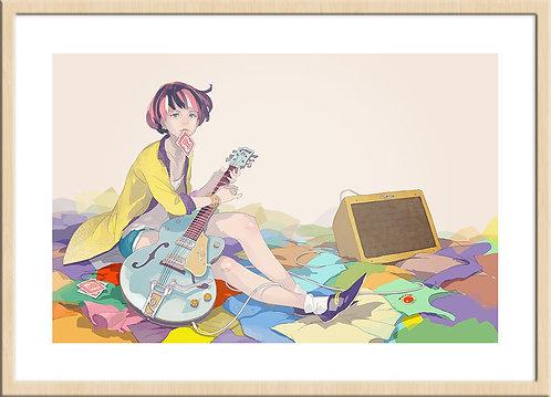Music, Fashion and Girl