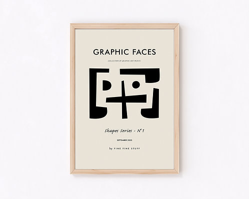 Graphic Faces