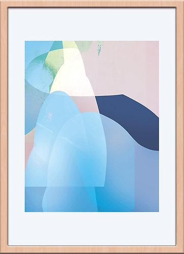 glass(ジークレー版画)