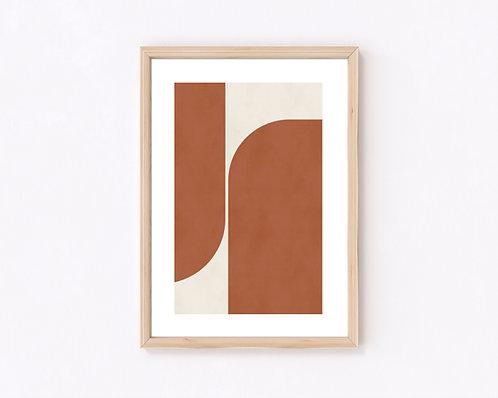 テラコッタ デザインポスター7