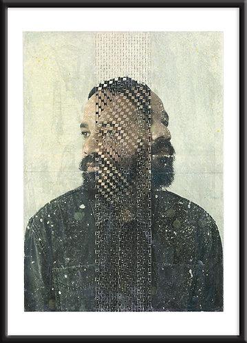 Herschel Heck (giclee print)