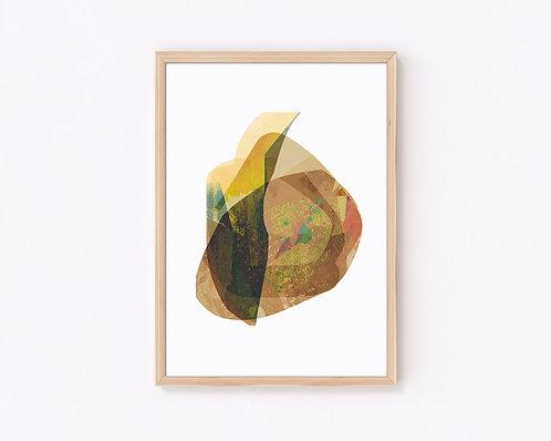 onion(ジークレー版画)