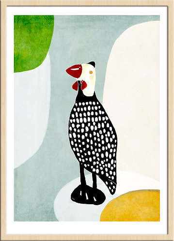 Guinea fowl(Limited Edition)