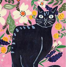 Cat in the Flowers.jpg