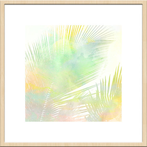 Watercolor Palm 2