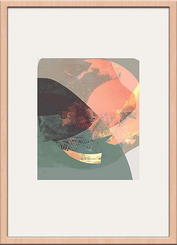 sunset(ジークレー版画)