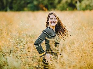 Autumn portraits are the best portraits