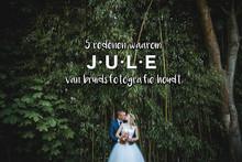 ● 5 redenen waarom ik van bruidsfotografie hou! ●