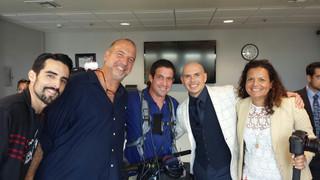 Mr. 305 and the NBC crew