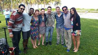 The Next Step cast