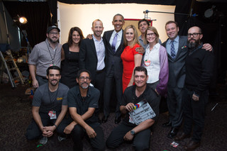 Samantha Bee interview with Barack Obama