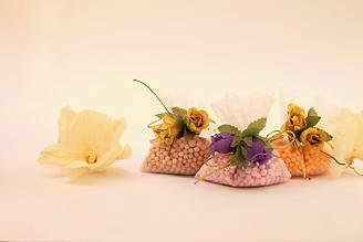 Conheça nossa linha de Sachês perfumados · Essência Real Empório