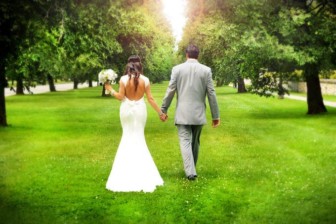 Real Weddings: Jaime & Joe