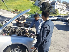 nery's auto repair in Torrance