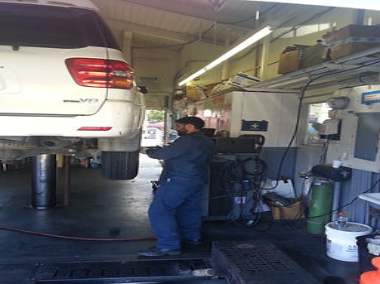 Brake service Torrance