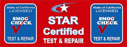 star certified smog station Torrance
