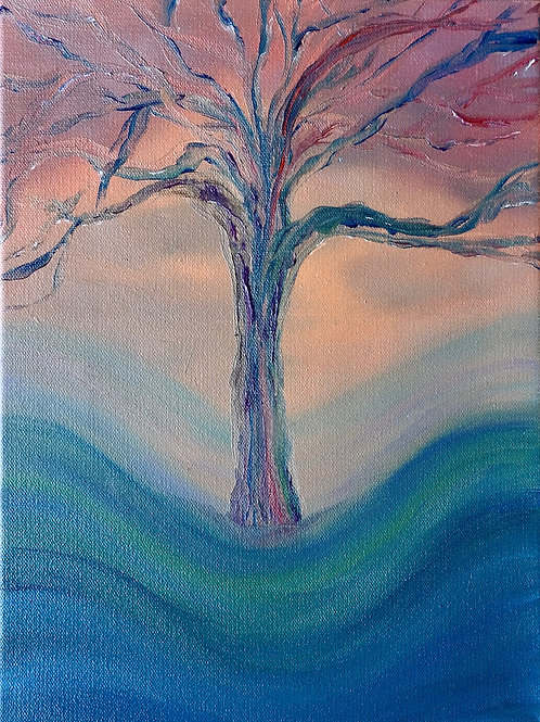 Dancing Tree (Limited Edition Print)