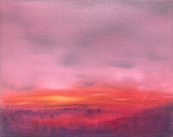 Pink Lake  (Original)