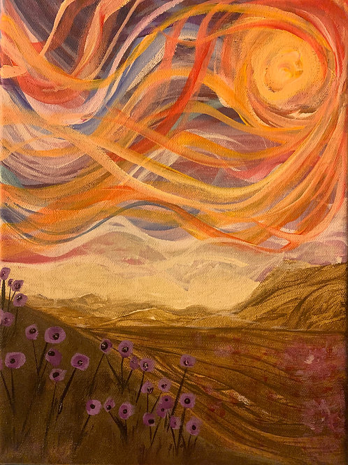 Ribbons in the Sky (Limited Edition Print)