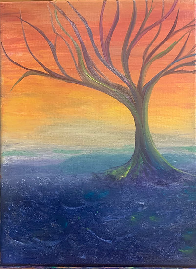 Hopeful Tree (Limited Edition Print)
