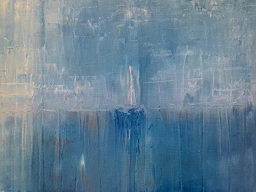 Sailing on Glass (Original)