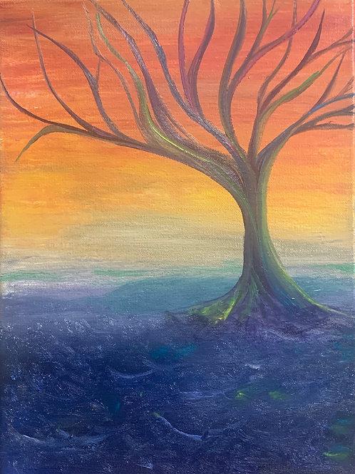 Hopeful Tree  (Original)