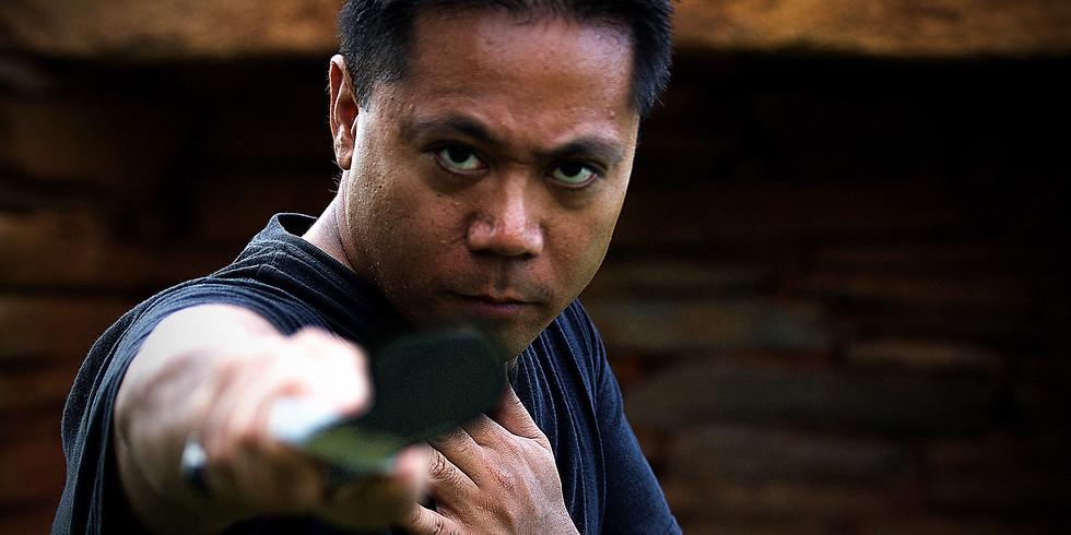 Filipino Kali Workshop featuring Kuya Arnold Filomeno