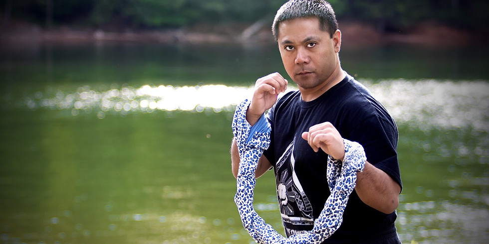 Filipino Martial Arts workshop w/Kuya Arnold Filomeno