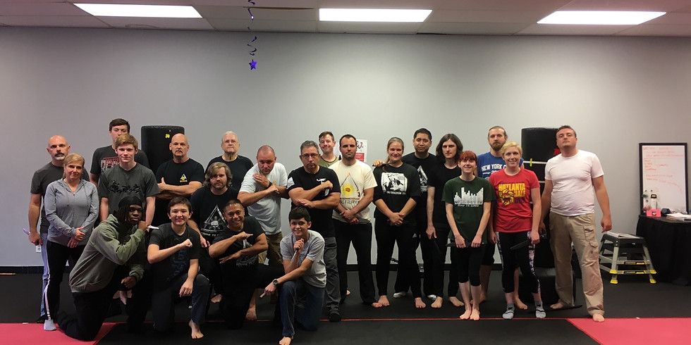 End of Year Kali Workshop & Holiday Gathering